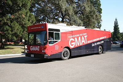 The GMAT Bus