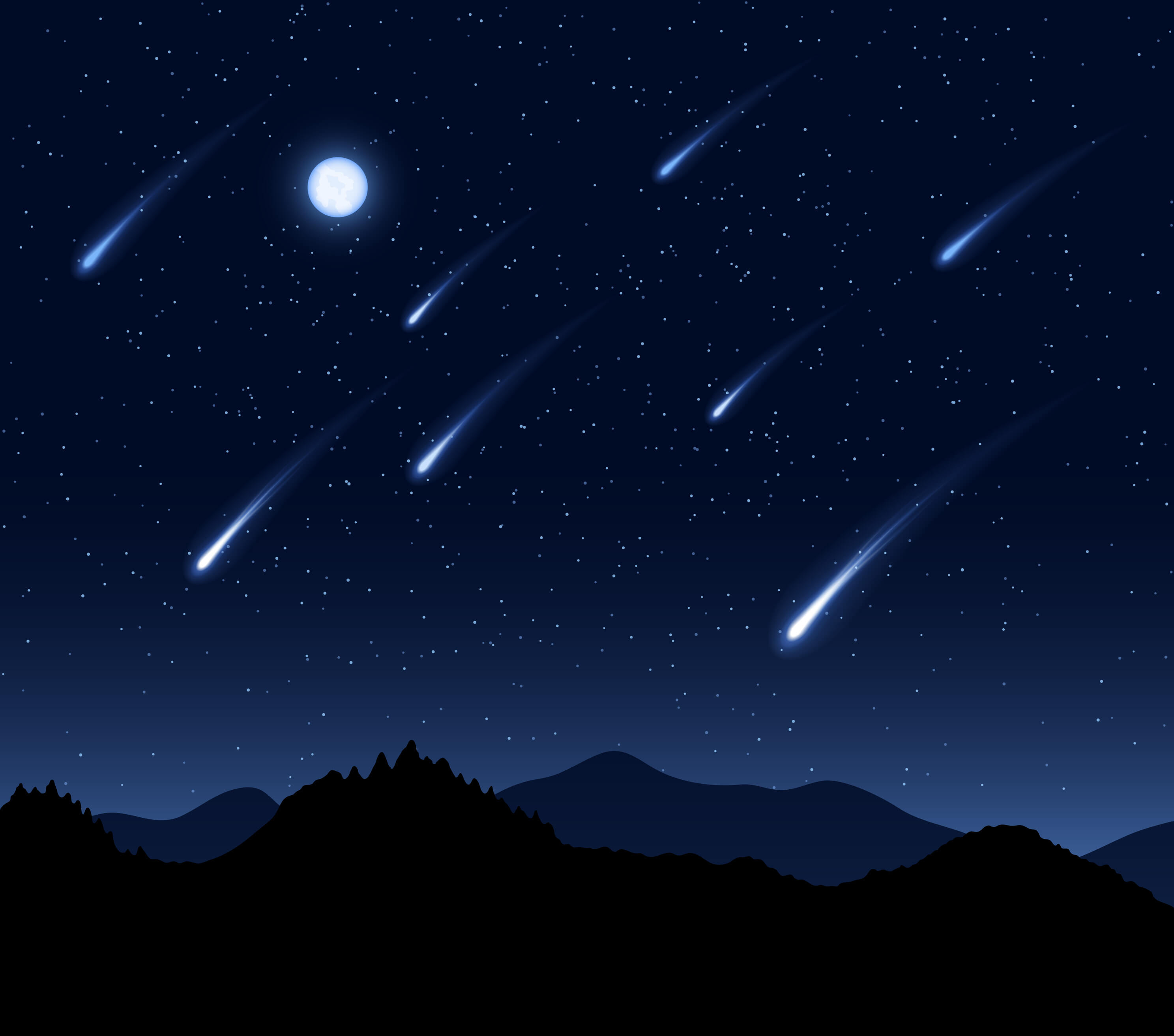 meteor shower - photo #14