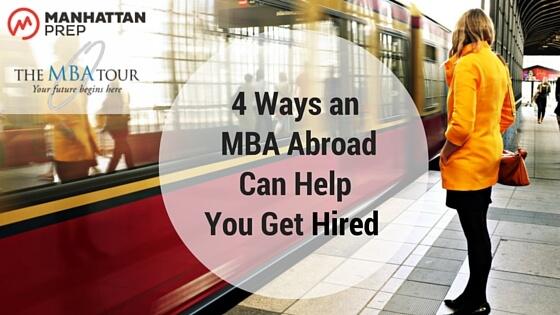 Manhattan Prep GMAT Blog - The MBA Tour NYC European Schools