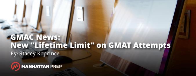 Manhattan Prep GMAT Blog - GMAC News: New