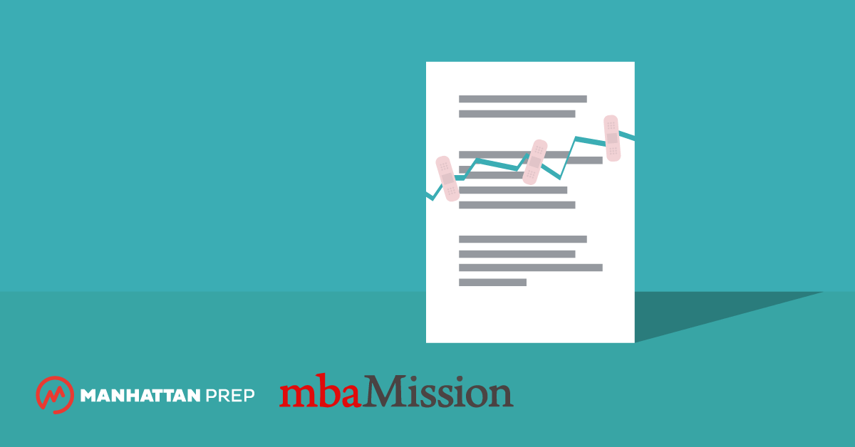 Manhattan Prep GMAT Blog - Troubleshooting Your Unsuccessful MBA Application by mbaMission