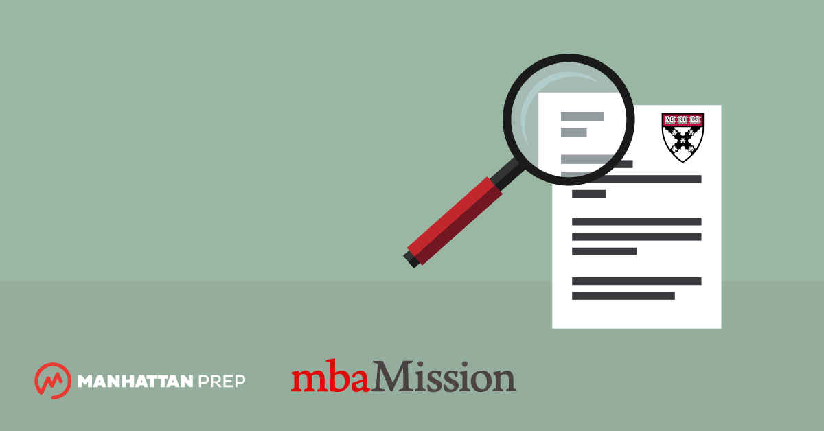 Manhattan Prep GMAT Blog   Harvard Business School Essay Analysis,  2017 2018 By MbaMission