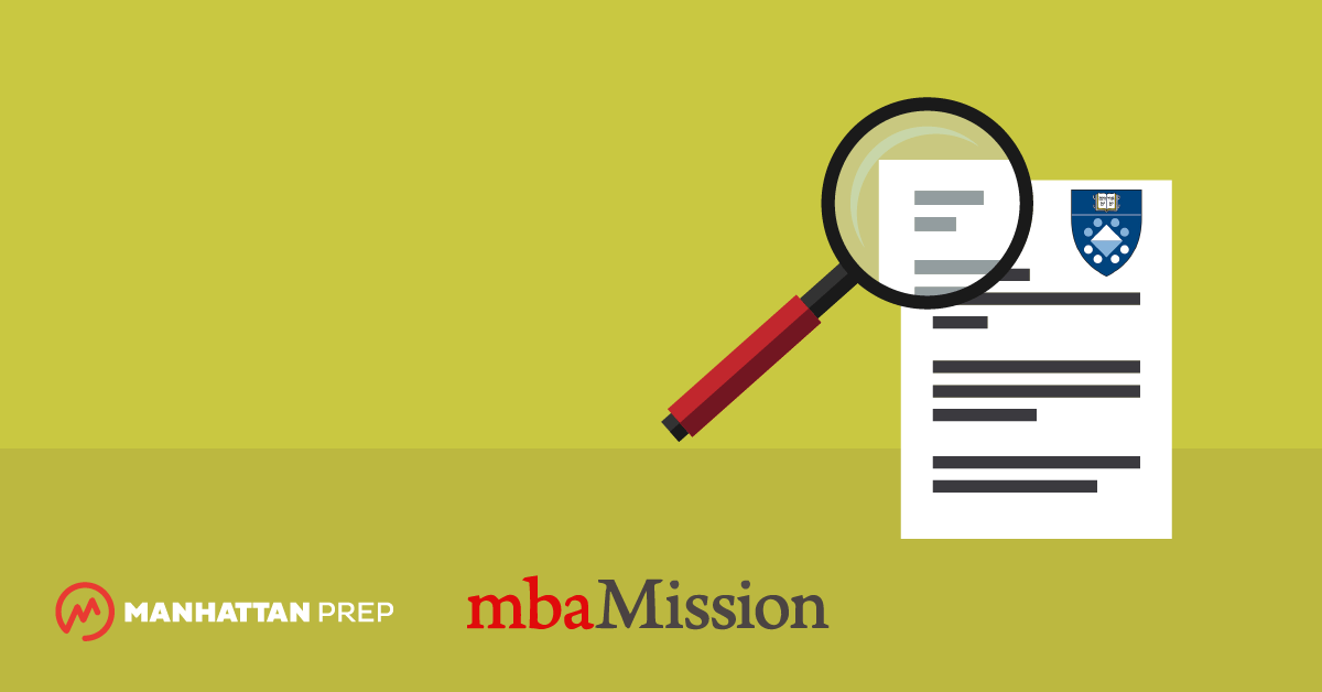 Manhattan Prep GMAT Blog - Yale School of Management Essay Analysis, 2017-2018 by mbaMission