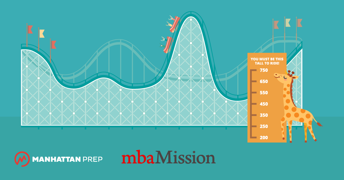 Manhattan Prep GMAT Blog - MBA Admissions Myths Destroyed: You Need a 750 to Get In! by mbaMission
