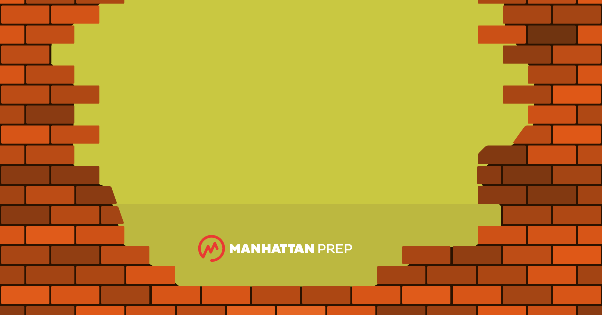 Manhattan Prep GMAT Blog - Breaking GMAT Study Barriers: Content vs. Process by James Brock