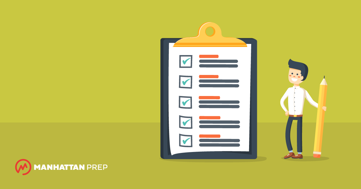 Manhattan Prep GMAT Blog - Quick GMAT Tips: The Top 5 Things to Keep in Mind by Elaine Loh