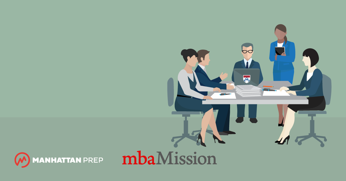 Manhattan Prep GMAT Blog - Wharton Team-Based Discussion 2017: What to Expect and How to Prepare by mbaMission