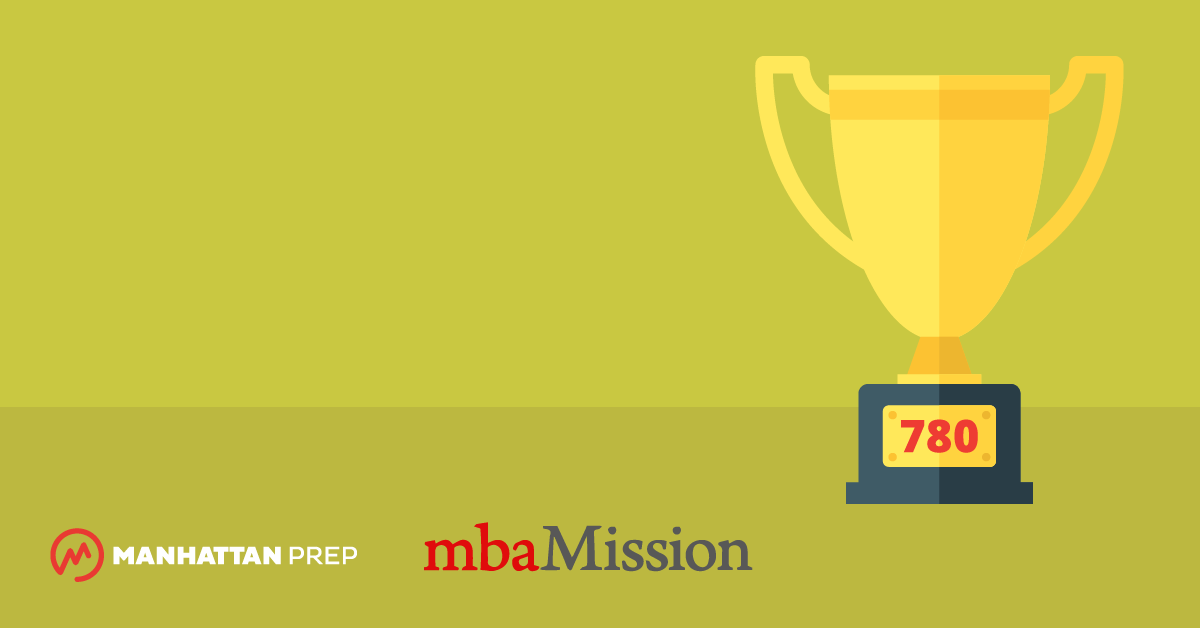 Manhattan Prep GMAT Blog - MBA Admissions Myths Destroyed: My High GMAT Score Will Get Me In by mbaMission