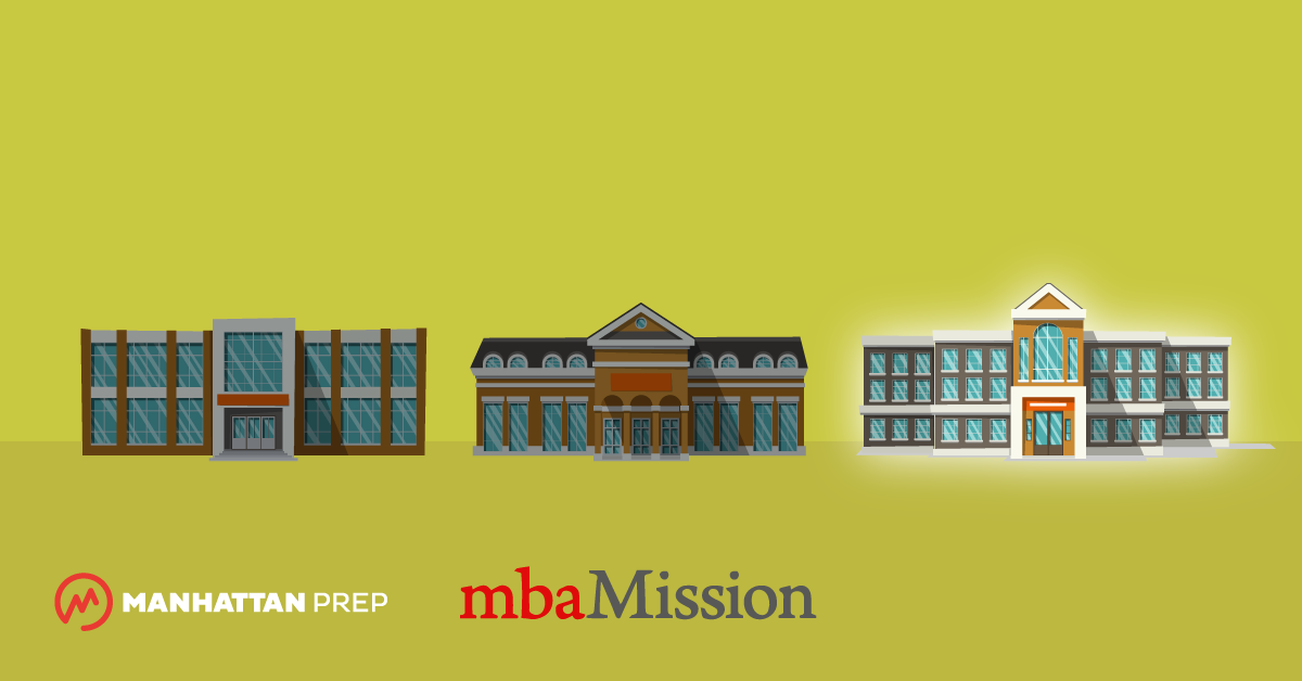 Manhattan Prep GMAT Blog - Mission Admission: Deciding How Many Business Schools to Target and Choosing a Safe School by mbaMission