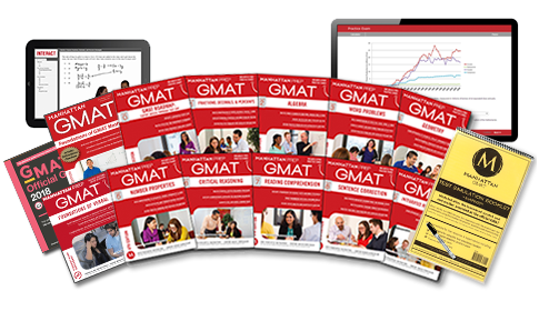 Manhattan Prep GMAT Self-Study Toolkit