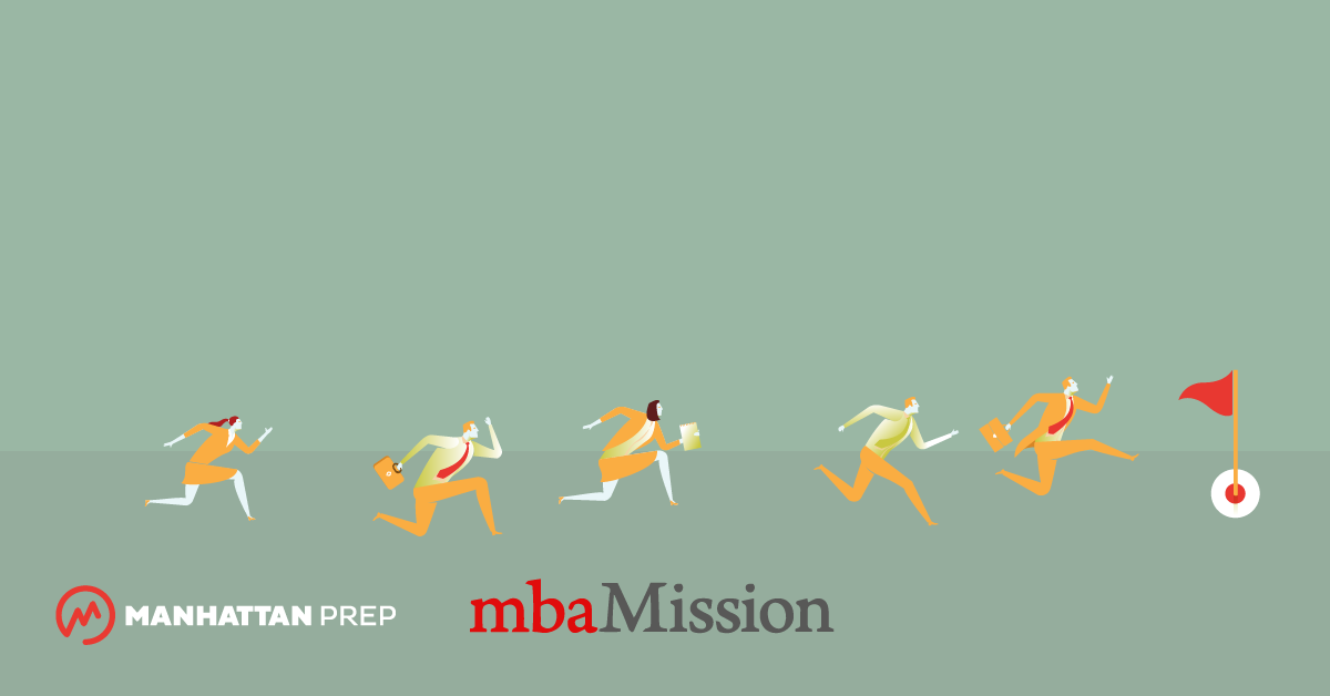 Manhattan Prep GMAT Blog - Mission Admission: How to Handle the Round 2 MBA Application Rush by mbaMission