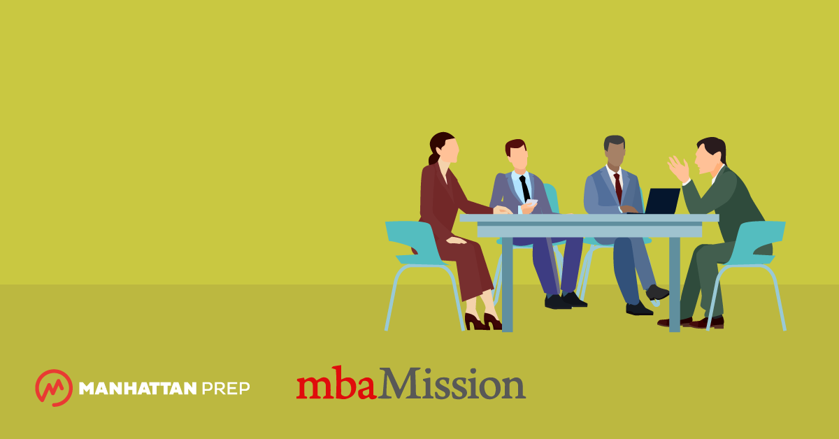 Manhattan Prep GMAT Blog - Wharton Team-Based Discussion 2018: What to Expect and How to Prepare by mbaMission