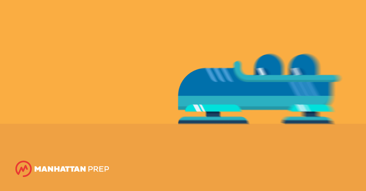 Manhattan Prep GMAT Blog - A GMAT Timing Lesson from the German Bobsled Team by Ryan Jacobs