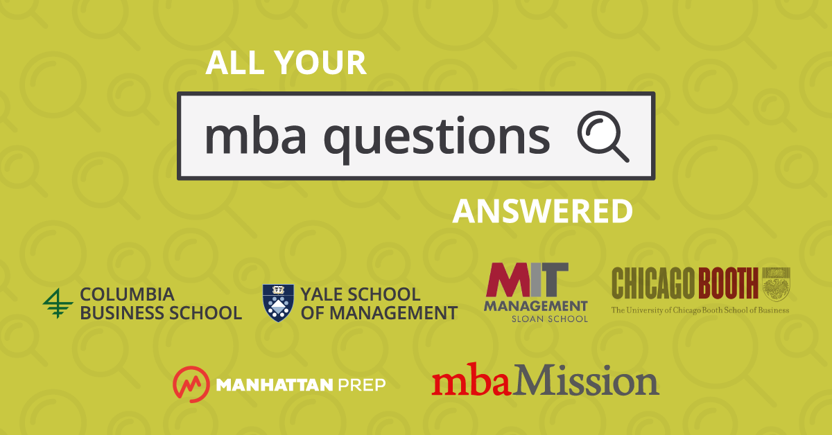 Manhattan Prep GMAT Blog - Get All Your MBA Admissions Questions Answered in this Six-Part Online Event Series! by Manhattan Prep