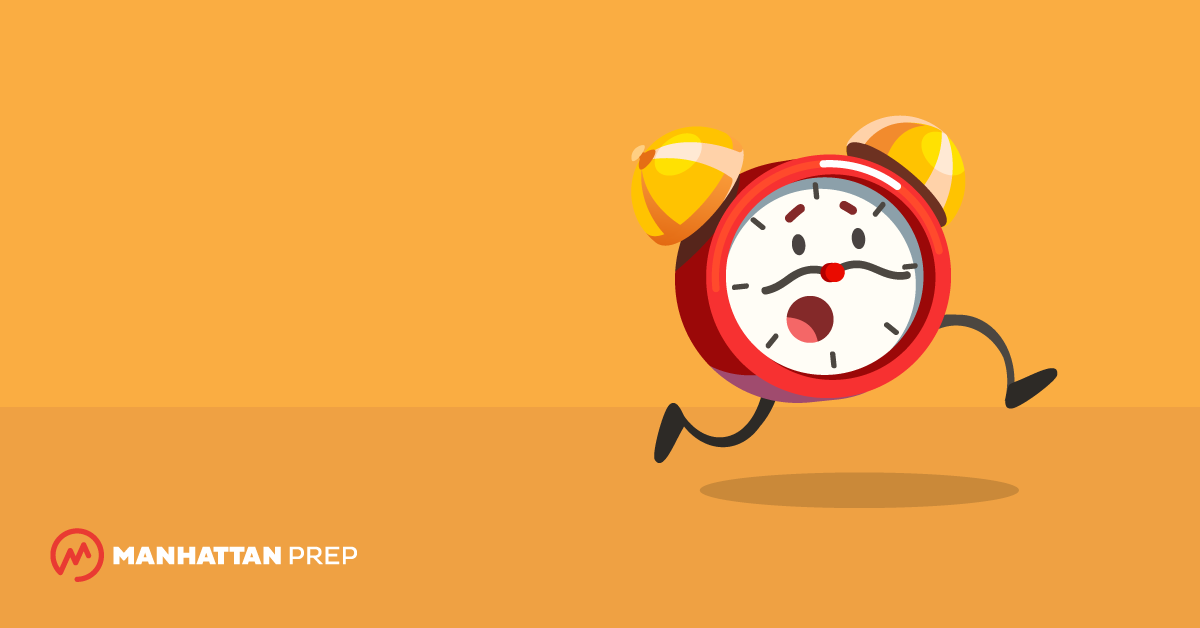 Manhattan Prep GMAT Blog - Everything You Need to Know about GMAT Time Management (Part 3) by Stacey Koprince
