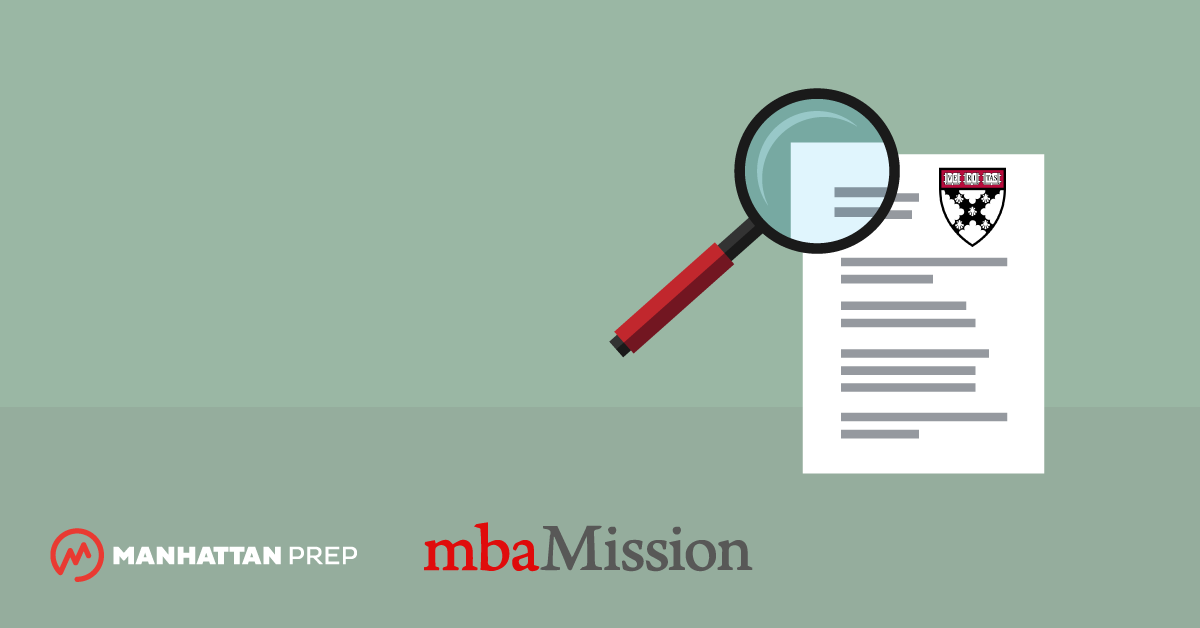 Harvard Business School Essay Analysis  Manhattan Prep Gmat Blog  Harvard Business School Essay Analysis   By Mbamission