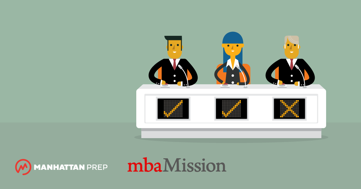 Manhattan Prep GMAT Blog - Mission Admission: Why the MBA Interview is Not a Quiz Show, and What Makes a Good Thank You Note by mbaMission