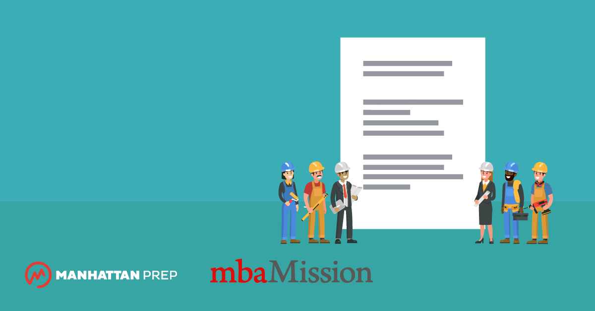 Manhattan Prep GMAT Blog - Mission Admission: How to Build the Ideal MBA Resume