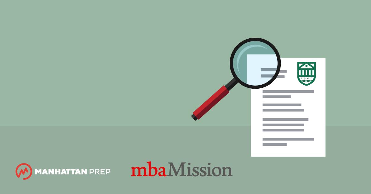 Manhattan Prep GMAT Blog - Dartmouth Tuck Essay Analysis, 2018-2019 by mbaMission