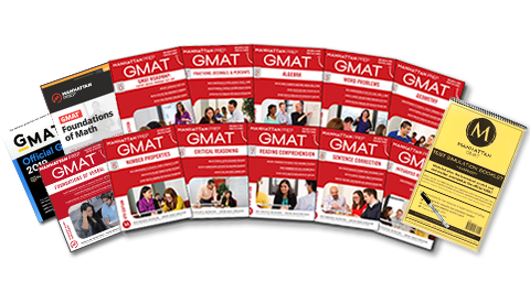 Manhattan Prep GMAT Complete Prep Set 6th Edition