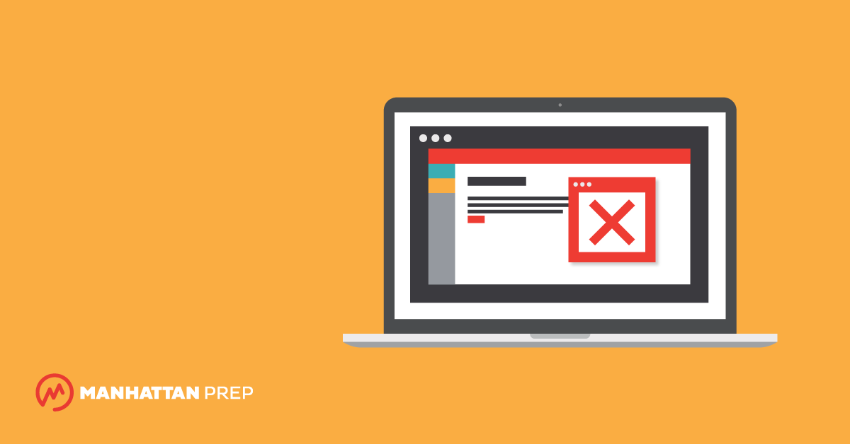 Manhattan Prep GMAT Blog - Should You Cancel Your GMAT Score? by Chelsey Cooley