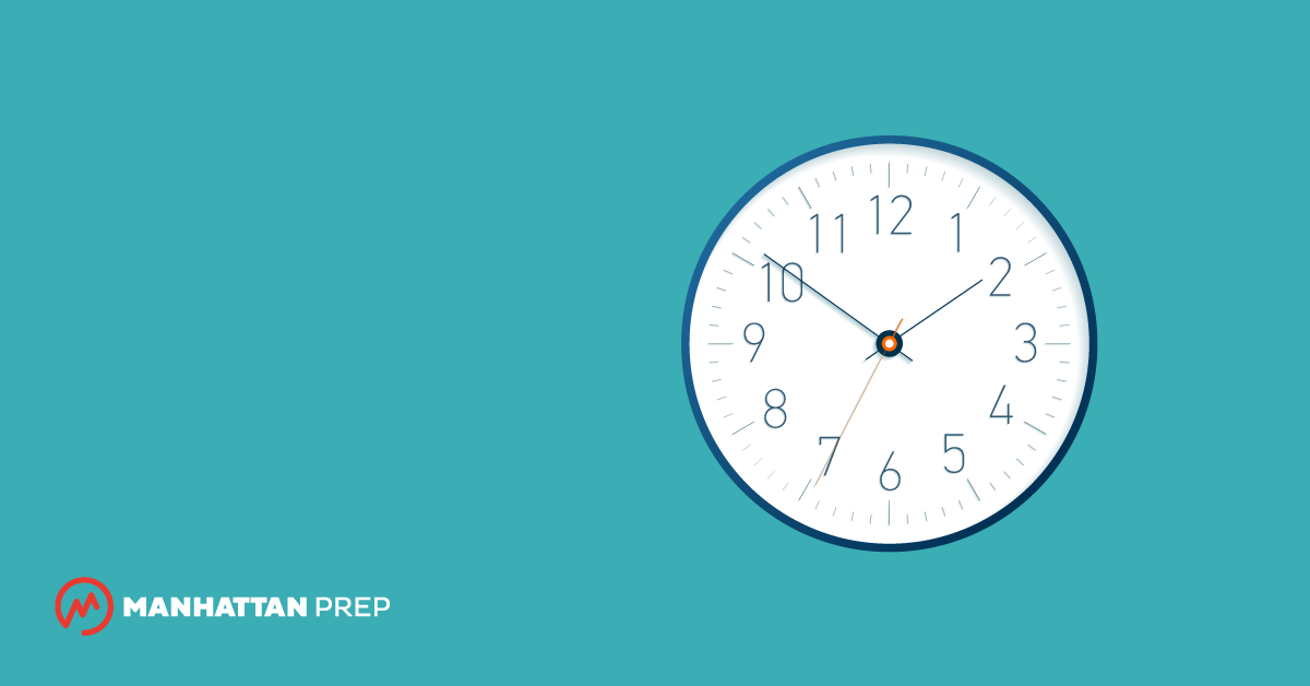 Manhattan Prep GMAT Blog - How Long Should I Study for the GMAT? by Chelsey Cooley