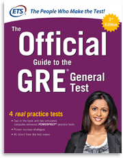 Official Guides for the GRE