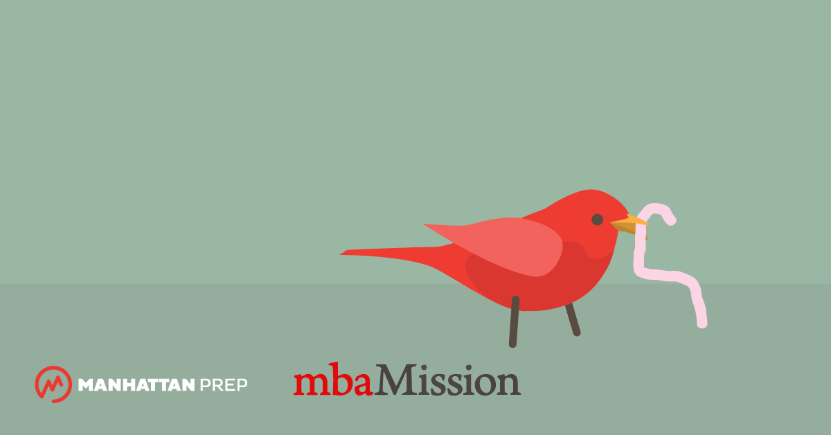 Manhattan Prep GRE Blog - MBA Application Tasks to Consider Completing Early by mbaMission