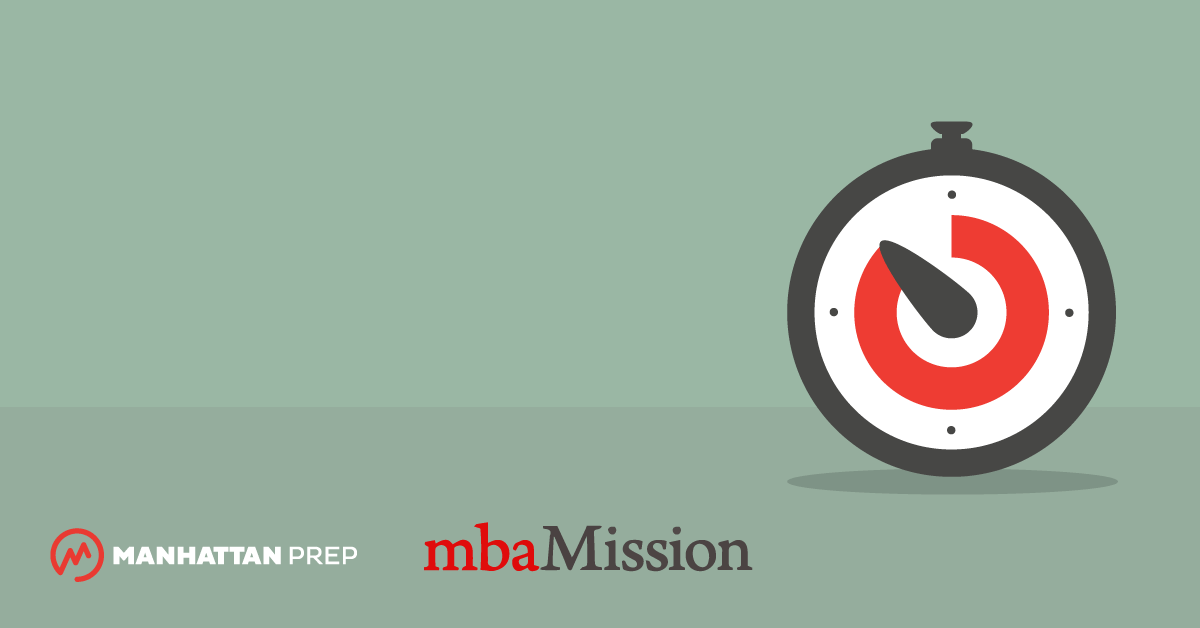 Manhattan Prep GRE Blog - Mission Admission: Ask for Last-Minute Feedback by mbaMission