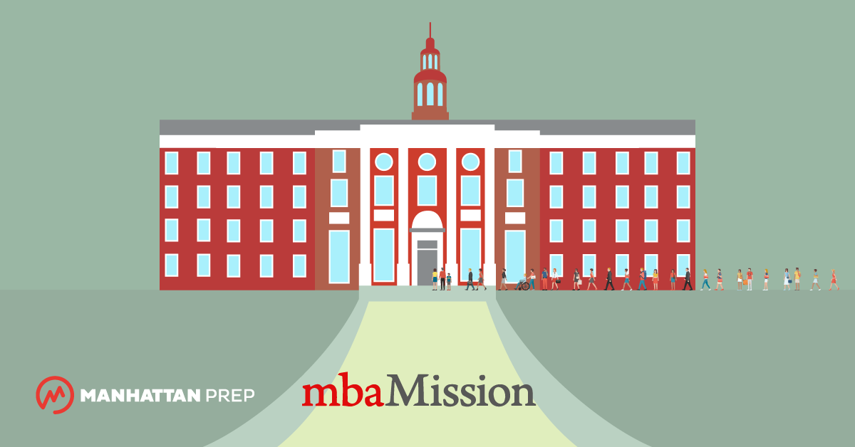Manhattan Prep GRE Blog - MBA Admissions Myths Destroyed: Harvard Business School is for Everyone by mbaMission