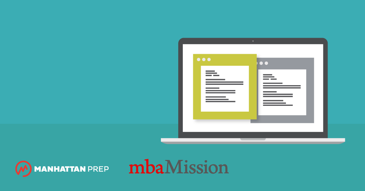 Manhattan Prep GRE Blog - Mission Admission: How to Approach Freelance Work and Layoffs on Your MBA Resume by mbaMission