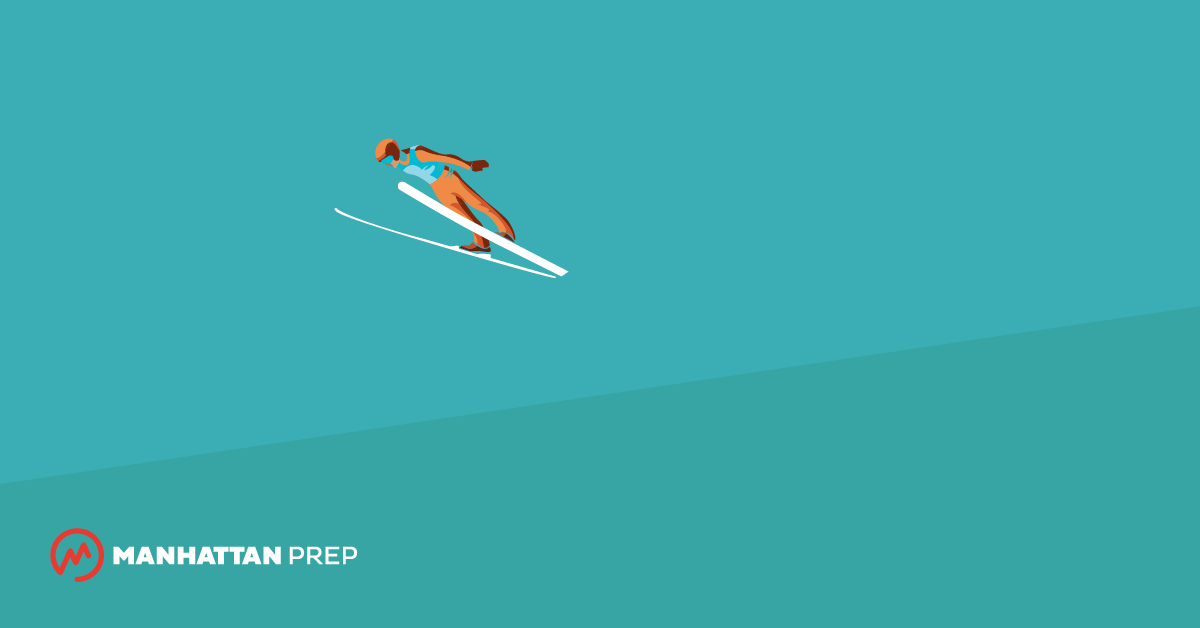 Manhattan Prep GRE Blog - 5 Things the Winter Olympics Can Teach You about Prepping for the GRE by Cat Powell