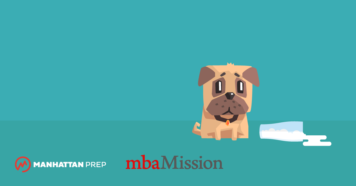 Manhattan Prep GRE Blog - Mission Admission: I Must Have Done Something Wrong by mbaMission