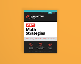 Manhattan Prep GRE® Math Strategies Guide, 5th Edition