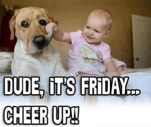 friday cheer