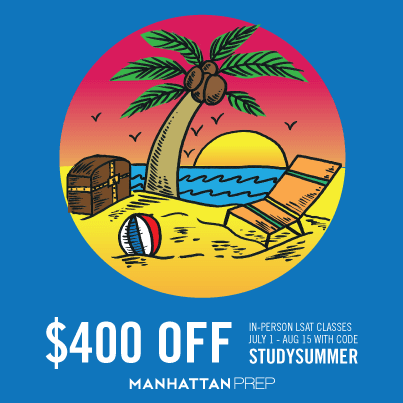 manhattan lsat discount