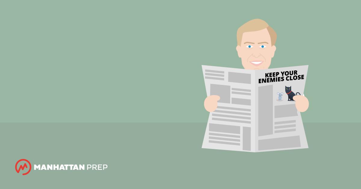 Manhattan Prep LSAT Blog - LSAT Reading Comprehension Club, Week 2 by Matt Shinners