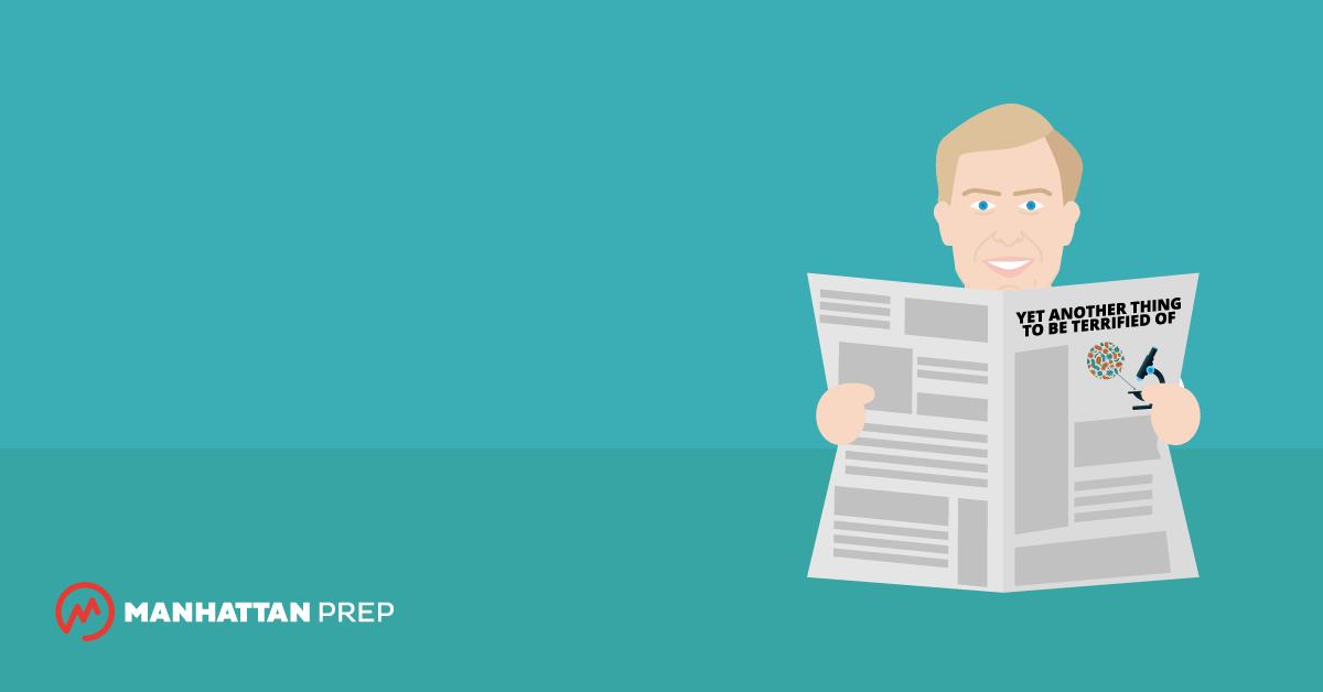 Manhattan Prep LSAT Blog - LSAT Reading Comprehension Club, Week 3 by Matt Shinners