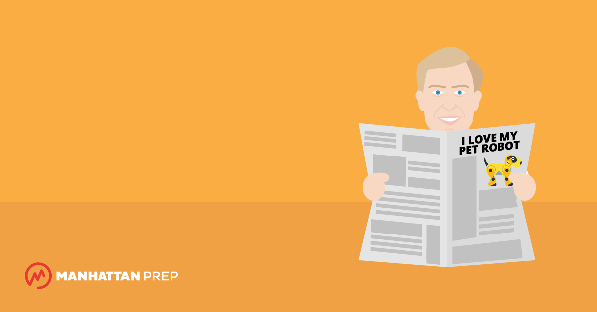 Manhattan Prep LSAT Blog - LSAT Reading Comprehension Club, Week 5 by Matt Shinners