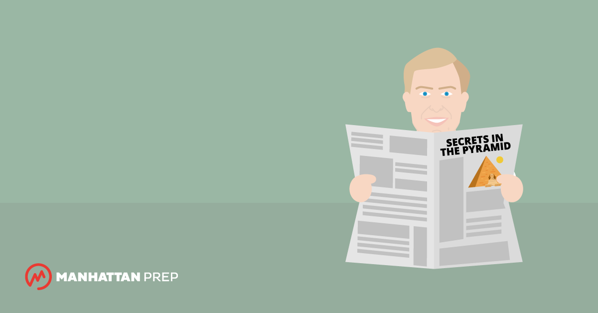 Manhattan Prep LSAT Blog - LSAT Reading Comprehension Club, Week 6 by Matt Shinners