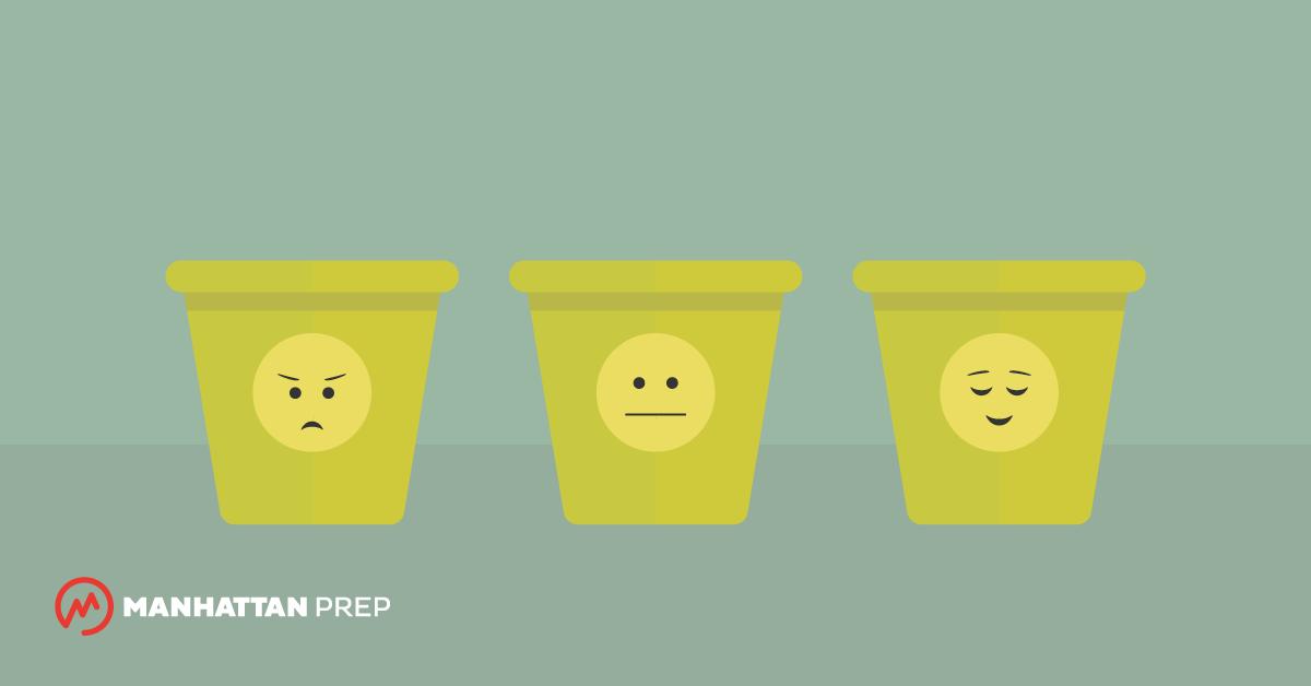 Manhattan Prep LSAT Blog - The Three Buckets of LSAT Answer Choices by Daniel Fogel