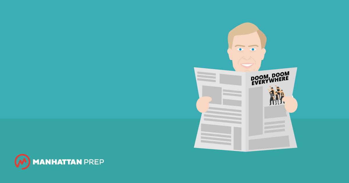Manhattan Prep LSAT Blog - LSAT Reading Comprehension Club, Week 9 by Matt Shinners