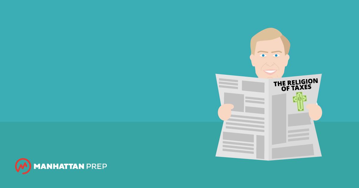 Manhattan Prep LSAT Blog - LSAT Reading Comprehension Club, Week 12 by Matt Shinners
