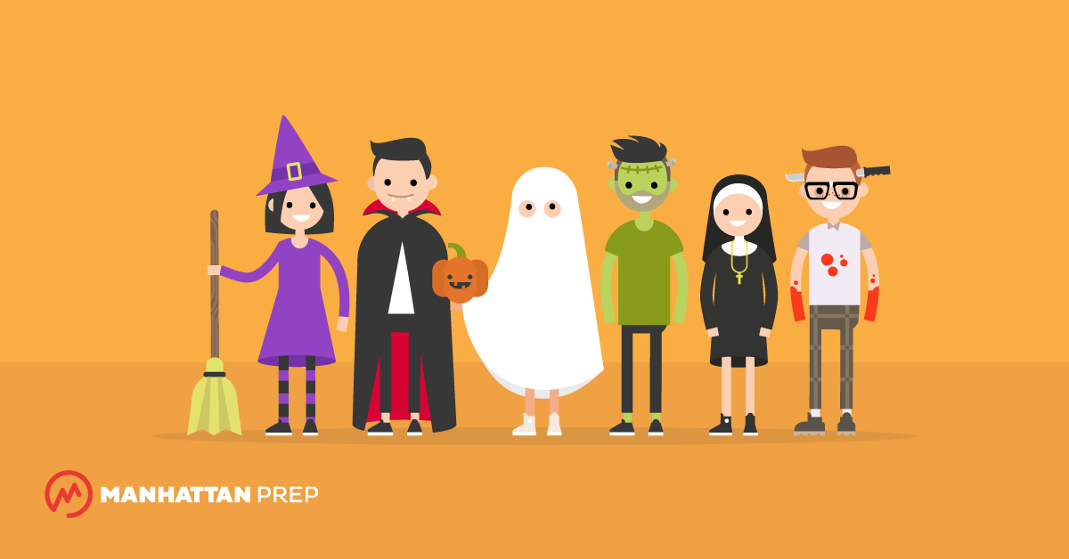 Manhattan Prep LSAT Blog - The Spookiest Parts of the LSAT by Patrick Tyrrell