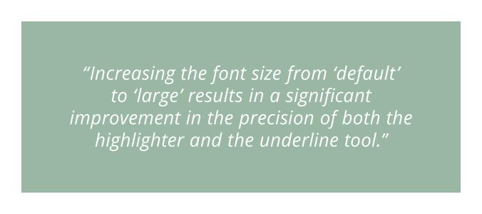 increasing-font-size-lsat