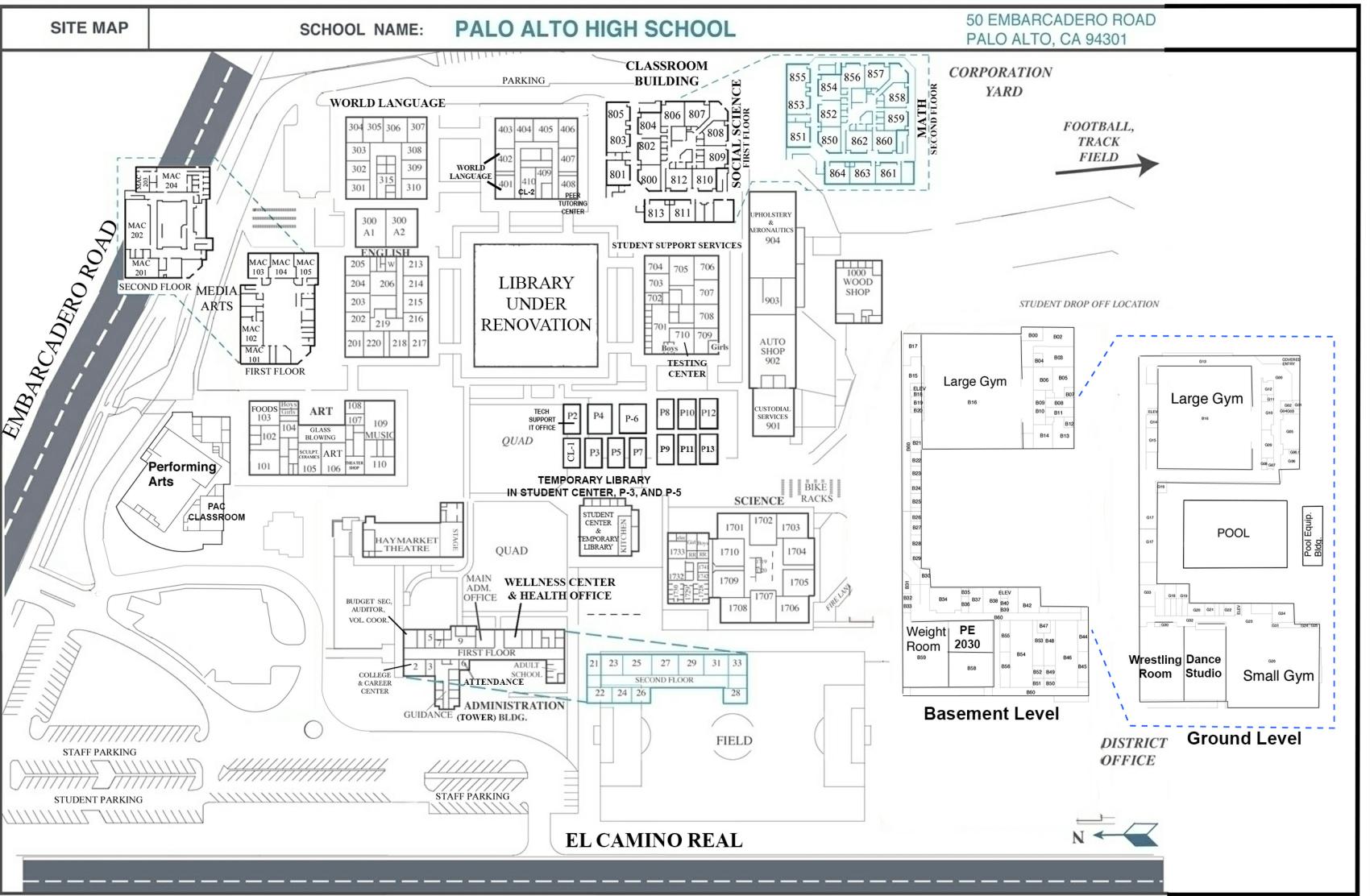 Palo Alto High School Map The Manhattan Prep GMAT Advantage | Comprehensive GMAT Prep Books